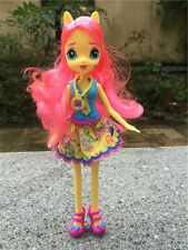 """My Little Pony Equestria Girls 9"""" Figure Friendship Games Fluttershy New Loose"""