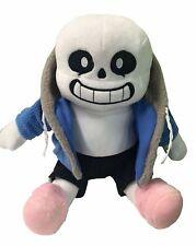 Undertale Sans Plush Stuffed Doll 22cm Toy Hugger Cushion Cosplay Toy Gifts