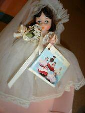 Vintage Madame Alexander Alexander-kins Bride Doll ~1979