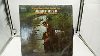 JERRY REED When You're Hot You're Hot LP Record RCA LSP-4506 Shrink VG+ cVG+