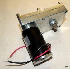 etc. Walfront Gear Box DC Gear Motor T5 x 160 mm N20 W//Eje de salida largo Corriente continua para cerraduras electr/ónicas c/ámaras DC6V 30RPM autom/óviles inteligentes robots