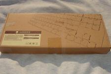 GEEZER GS4 Mechanical Keyboard USB Wired Gaming Keyboard, 87 key, Backlit NEW