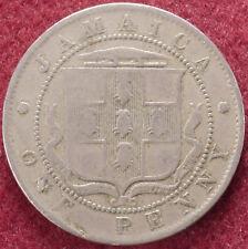 JAMAICA PENNY 1910 (E2203)