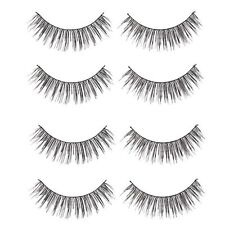 Quality Beauty Tools Makeup Eye Lashes 10PCS Long Thick Cross False Eyelashes