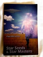 Paul McCarthy Star Seeds & Star Masters Aliens Star Gates Ascension Sci Fi RARE