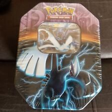 Pokemon 2013 LUGIA EX Team Plasma Tin - New Factory Sealed - 4 plasma packs
