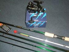 John Wilson Rovex 11-13' Avon Quiver Deluxe Fishing Rod + Okuma Freerun Reel