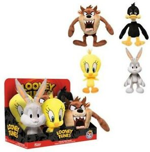 Funko Plush Looney Tunes Soft Plush Toys In 4 Different Characters