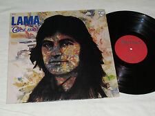 SERGE LAMA Chez Moi LP 1974 Philips Records Canada French Pop Album VG/VG