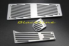 For 2006~10 BMW 5-Series E60 M5 Sedan M DCT Auto Aluminum Pedal Pedals Set 3pcs