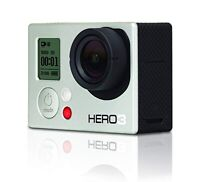 Refurbished GoPro HERO 3 White 1080P 5MP HD Sport Action Camera Camcorder USA