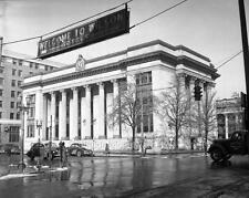 Photo. ca 1945. Wilson, North Carolina. Wilson County Courthouse