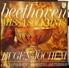 MISSA SOLEMNIS '70s/JOCHUM,Giebel,Hoffgen++/PHILIPS Italy St 2LP BOX SET/NM-!