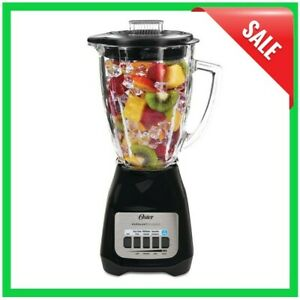 Oster Classic Series 5-speed Blender - Blending Fruits / Smoothies, Black, New