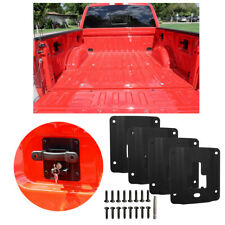 Bed Tie Down Cargo Cleat Box Link Brackets Set For 2015-2018 Ford F-150 F 250 US