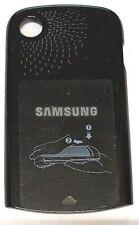 Samsung M2510 Cellphone Battery Door Back Cover Housing Case Black OEM