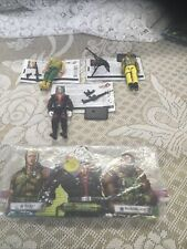 G.I. Joe Classified Duke, Snake Eyes, And Roadblock Three Figure Loose Lot