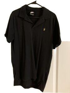 Nike Manchester City Bee Polo Shirt Size Medium Mens