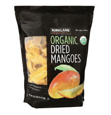 Kirkland Signature Organic Dried Mango, 40 Ounce