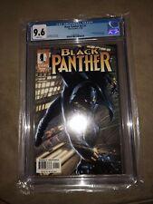 Black Panther #1 1998 CGC 9.6