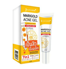 JULA'S HERB MERIGOLD ACNE GEL ANTI ACNE GET RID OF DULL SKIN CELL 40ml +TRACKING