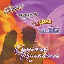 Los Muecas,Los Tukas,Los Tiranos del Norte,Los Temerarios CD New Nuevo