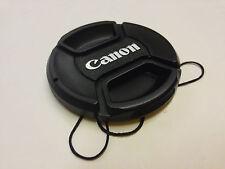 62mm Tapa Objetivo Para Canon Cámara Digital