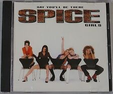 Spice Girls Say You'll Be There CD Single Take Me Home EX 1996