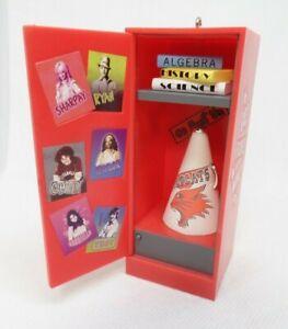 High School Musical Ornament w/ Sound Disney Hallmark 2008 School Locker