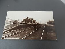 LEADGATE  Real Photograph Postcard WW1 ERA  AUTHENTIC b DURHAM