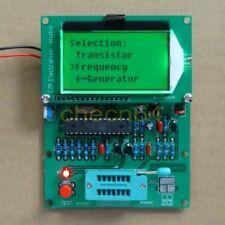 GM328 transistor testerESR meter LCR frequency metersquare waveMultimeters
