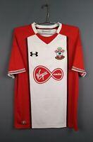 Southampton jersey Large 2017 2018 home shirt football Under Armour ig93