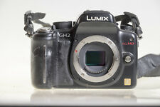 Panasonic LUMIX DMC-GH2 16.0MP Digital Camera - Black (Body Only)