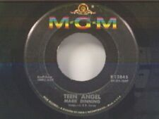 "MARK DINNING ""TEEN ANGEL / BYE NOW BABY"" 45"