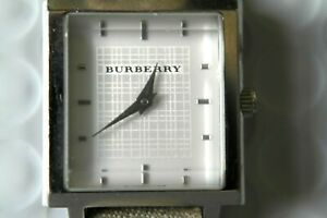 BURBERRY BU2000 Swiss Made Square Women's Wristwatch