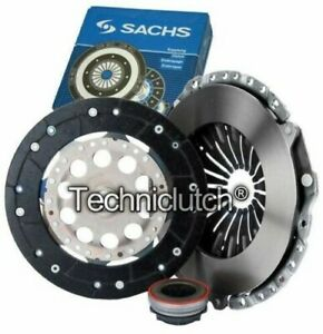SACHS 3 PART CLUTCH KIT FOR AUDI A6 BERLINA 1.8