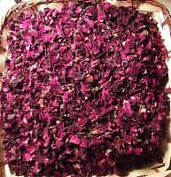 Dried Rose Petals for Wedding Confetti, Celebrations- 500g - 100% Natural