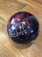 Brunswick Ten pin Bowling Ball ( Monster )