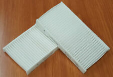 Two NEW Jeep Liberty Dodge Nitro Inside Cabin Air A/C Filter C16079 68033193AA