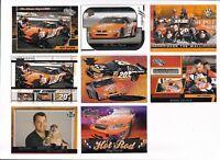 2004 Trackside SAMPLE PARALLEL #105 Tony Stewart BV$8! SUPER SCARCE!