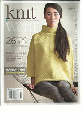 KNIT WEAR, SIMPLE HANDKNITS FOR THE THOUGHTFUL KNITTER    SPRING / SUMMER, 2014