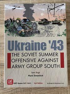 Ukraine '43 GMT UNPUNCHED COMPLETE OOP