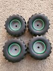 New Bright Grave Digger Tires For RC Car Tires Only 4in