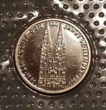 GERMANY 5 MARK PROOF CUNI COIN 1980 KOLNER DOM PROOF SEALED MINT BLISTER