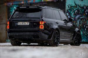 Range Rover Vogue Rear Upper Spoiler