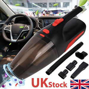 3 in 1 Wet & Dry Vacuum Cleaner Car Handheld Portable 120W with LED Light