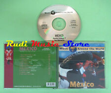 CD MUSIC AROUND WORLD MEXICO compilation 1995 PANCHO CATANEO SUS MARIACHIS (C29)