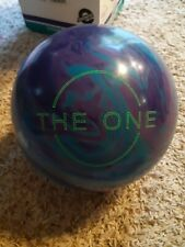 "Ebonite The One 1st Quality Bowling Ball | 16 Pounds | 2-3"" Pin"