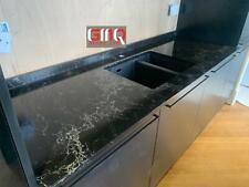 Vanilla Noir Quartz Kitchen Worktops | Affordable prices | Sample