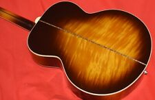 Gibson J-200. 1994 100Th Anniversary. Limited Edition. Flamed Wood. Sj-200. K&K